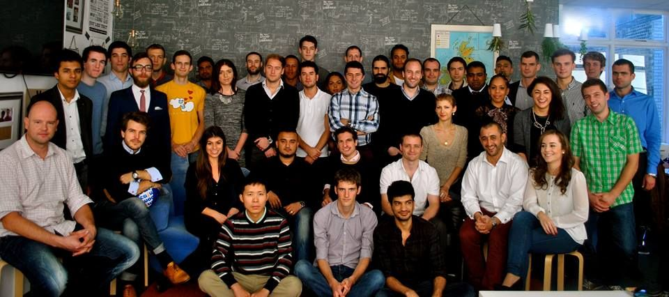 Jobs in startups - here team Iwoca. Apply with Kandidate!