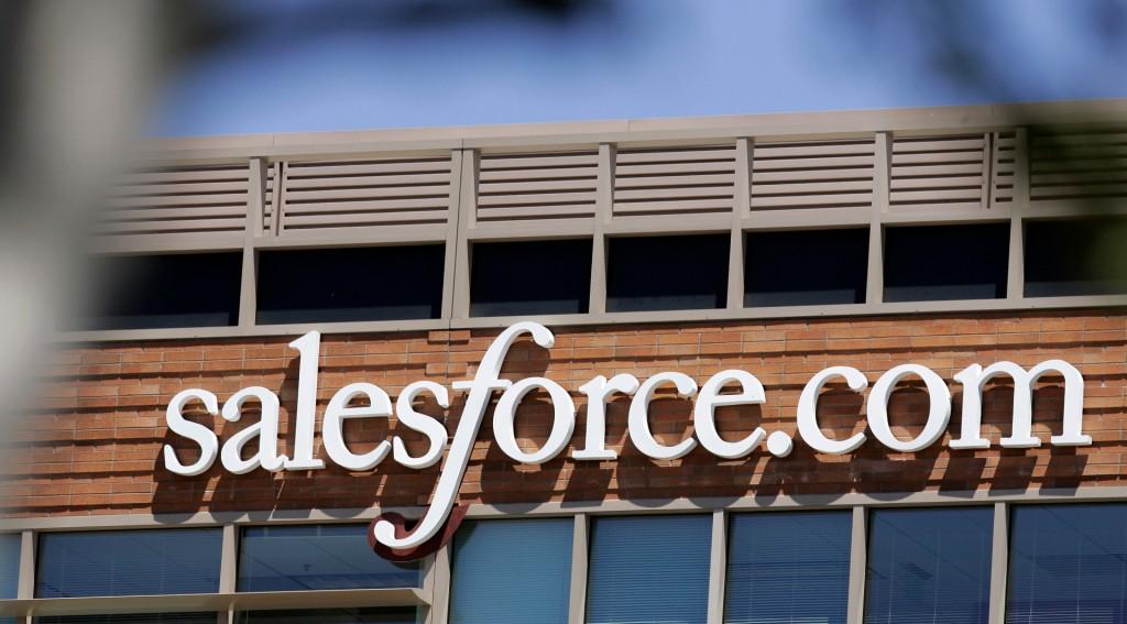 Salesforce.com office