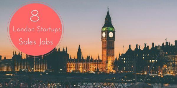 london startup sales job risehigh 2016
