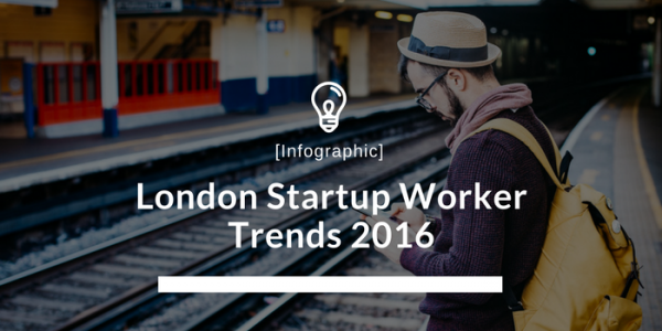 London Startup Worker Trends 2016