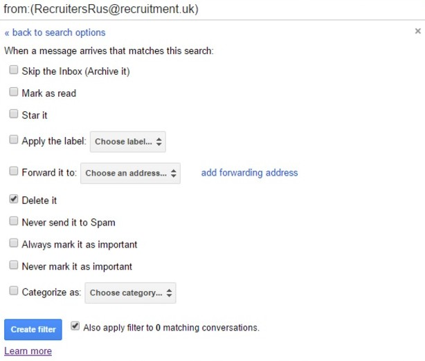 recruiter spam 6