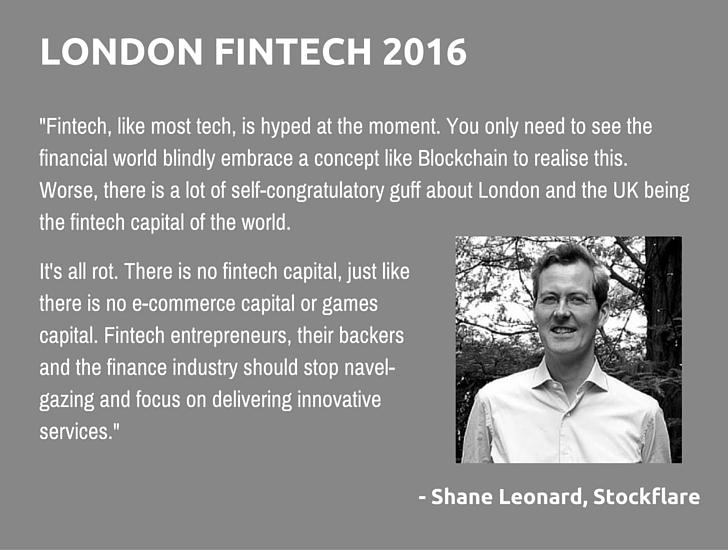 A Guide to London FinTech 2016 - www.kandidate.com