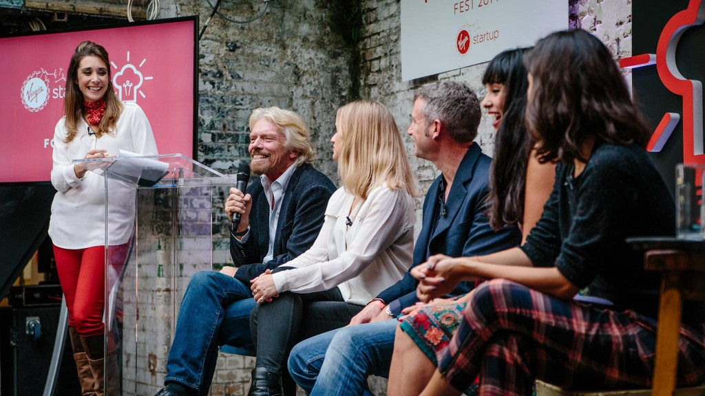 Virgin Start Up London