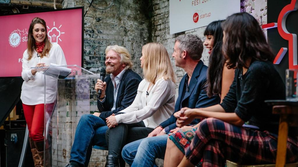 Virgin Start Up London