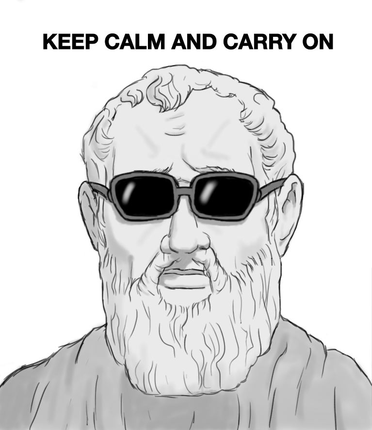 Zeno of Citium, father of Stoicism - Survive and Thrive in a Startup