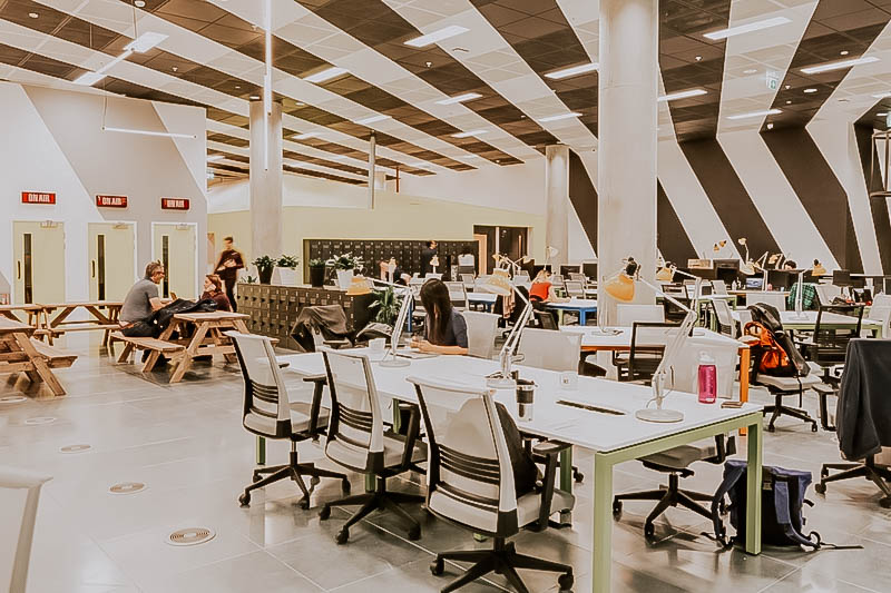 Huckletree Co-working Space London London Startups for the London Startup Guide 2018