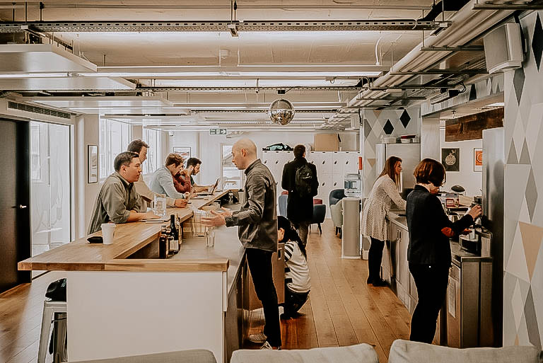 Deliveroo Office London London Startups for the London Startup Guide 2018