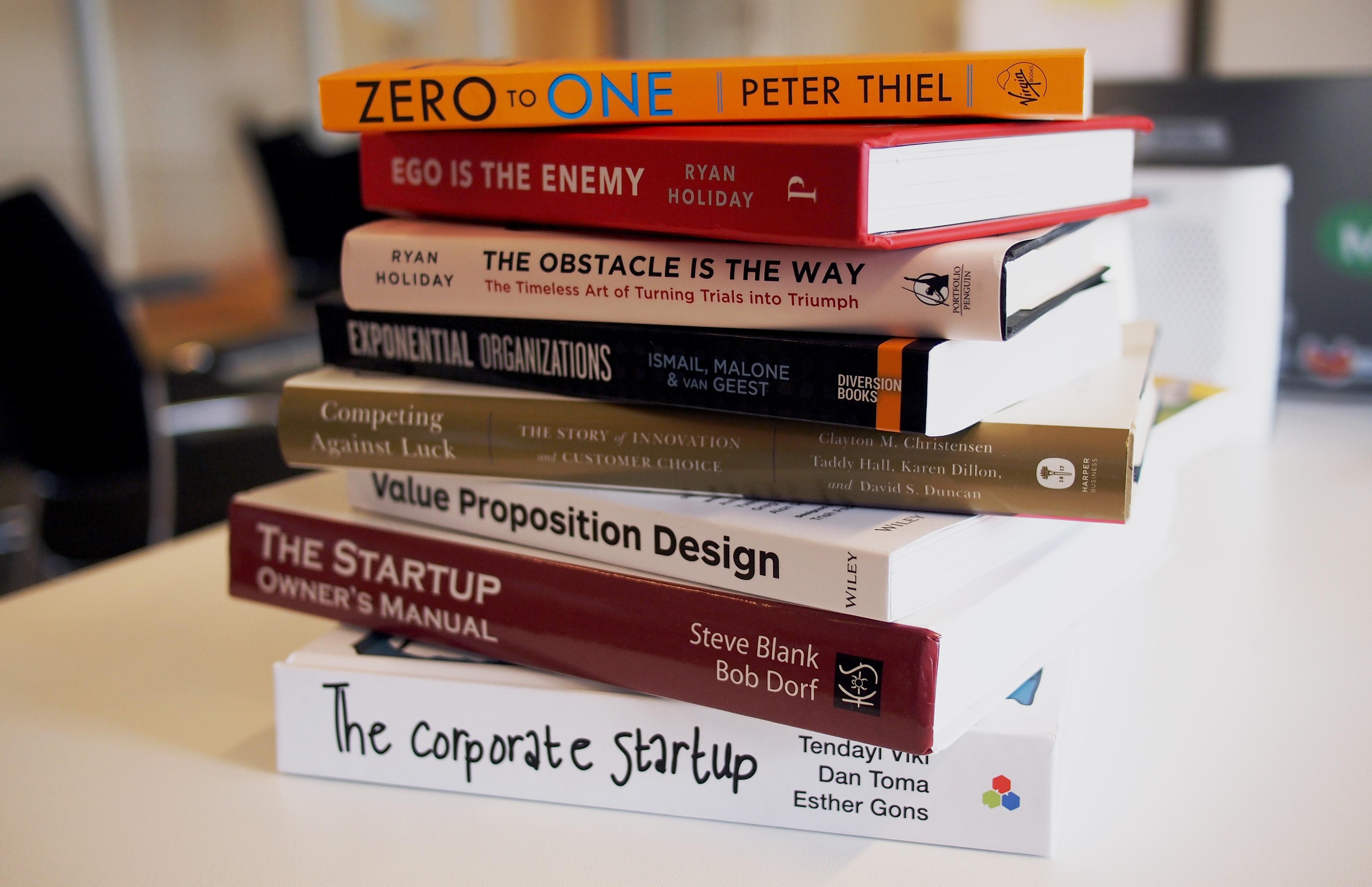 Books. Photo by Daria Nepriakhina on Unsplash