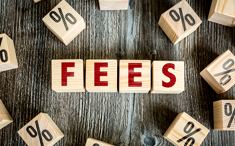recruitment platform fees