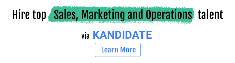 hire top sales, marketing, and operations talent via kandidate
