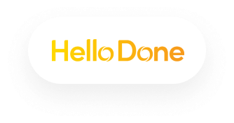 hello done logo